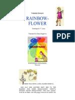 Rainbow Flower48r