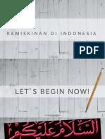Kemiskinan Di Indonesia Update