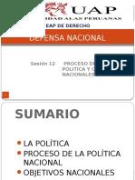 04. Clase - Proceso Politica y Objs Nac