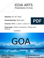 Goa Maharashtra