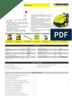 Idropulitrice a caldo Karcher HDS 13-20 4S