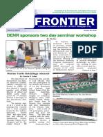 Frontier Newsletter Denr