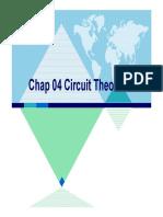 Chap 04 Circuit Theorems -Nov14