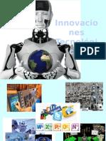 Innovaciones informáticas