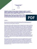 Marcos v. Manglapus - 177 SCRA 668 [1989] and MR – 178 SCRA 760 [1989]