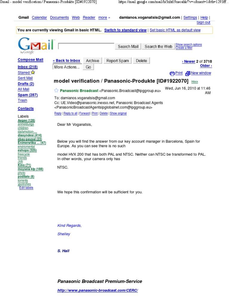 Model gmail чат веб моделей