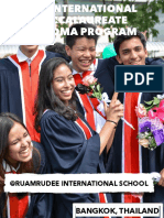 IB Diploma Program at Ruamrudee International School