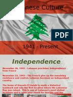 Lebanese Culture