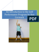 0001A_An Introduction to the Golf Performance Program