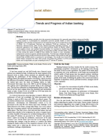An Analytical Study on Trends and Progress of Indian banking Industry.doc