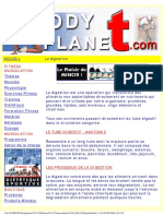 Bodyplanet - Fitness - Musculation _ La Digestion
