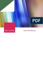 Dawn Raid Manual 2014