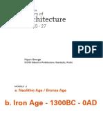 History Class 27 - Module 2-09-03-2015 Greek - Hellenestic