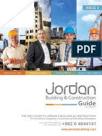 Jordan Building Construction Guide