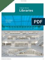 A Design Manual Libraries