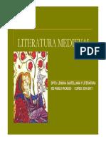 Literatura de La Edad Media_presentación