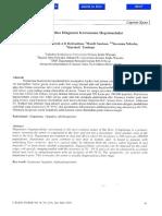 Diagnosis CA Hepatoseluler