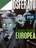 Nosferatu 34 - 35 Ciencia ficción Europea (2001)