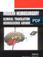 29641907 D a Turner Modern Neurosurgery Clinical Translation of Neuroscience Advances 2005