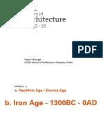 History Class 26 - Module 2-26-02-2015,02!03!2015 Greek Order - Doric,Ionic,Corinthian