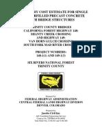 Precast Concrete Arch Cost Review