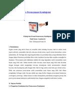 Prinsip dan Proses Perencanaan Kontinjensi.docx