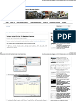 Tutorial AutoCAD Civil 3D Membuat Corridor