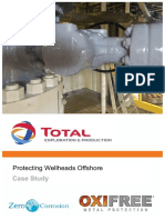Total E and P January 2016 Metal Corrosion Protection With Oxifree