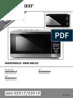 Mikrovalna silvercrest uputstvo.pdf