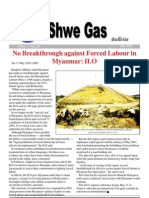 Shwe Gas Bulletin, May 2010