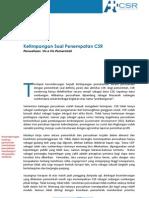 Rahman_Ketimpangan Soal an CSR