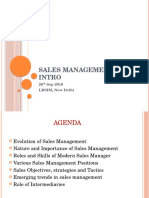 Sales Management_