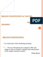 Brand Positioning 2
