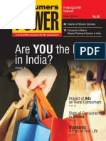 Consumer Power - 1st Issue May 2010
