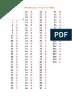 Test Para Pinches Dia 18 Diciembre