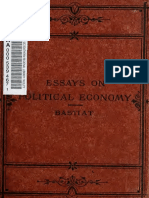 Bastiat, Frederic - Essays on Political Economy - 1874 - Essaysonpolitica00bast