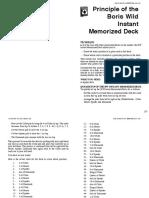Boris Wild - Principle of the Boris Wild Instant Memorized Deck.pdf