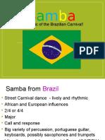Samba PowerPoint