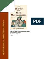 Cami Le Fils Des Trois Mousquetaires Source