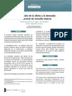 Dialnet-CaracterizacionDeLaOfertaYLaDemandaEnElServicioDeC-3986753