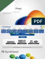 F5 Full Proxy