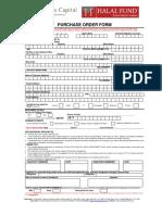023_Halal Fund Purchase Order Form