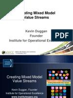 01-03-01 Duggan Creating Mixed-Model Value Streams