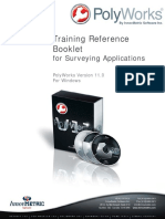 Training Reference Booklet for Surveying Applications V11_00