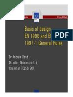 EN1990&EN1997 1 General Rules
