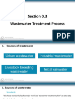 Chap 0.3 Waste Water Treatment