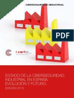 Estado de la CI en España 2016_Evolución y Futuro
