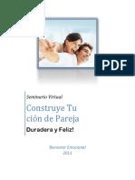 Construye Tu Relacion de Pareja PDF