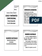 Presentacion8-NUMEROS NATURALES