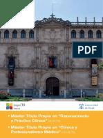 Dossier Alcalá 2015